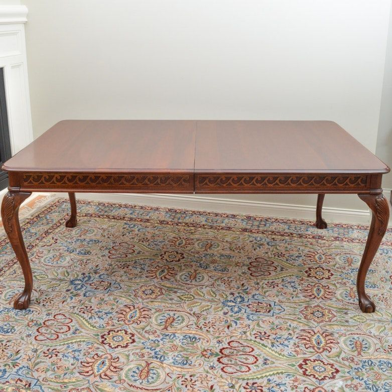 Pennsylvania House Cherry Dining Table Dining Table Table Dining