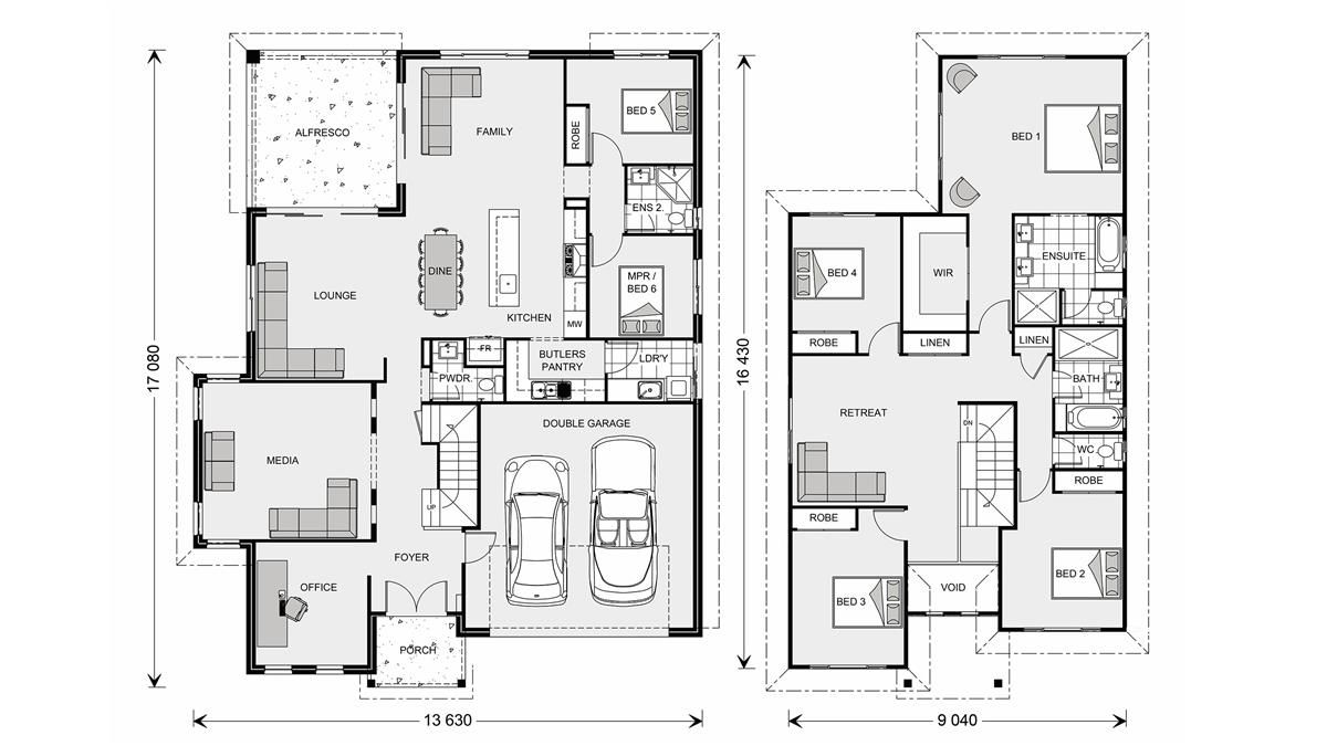 twin waters 244 element home designs in sunshine coast south
