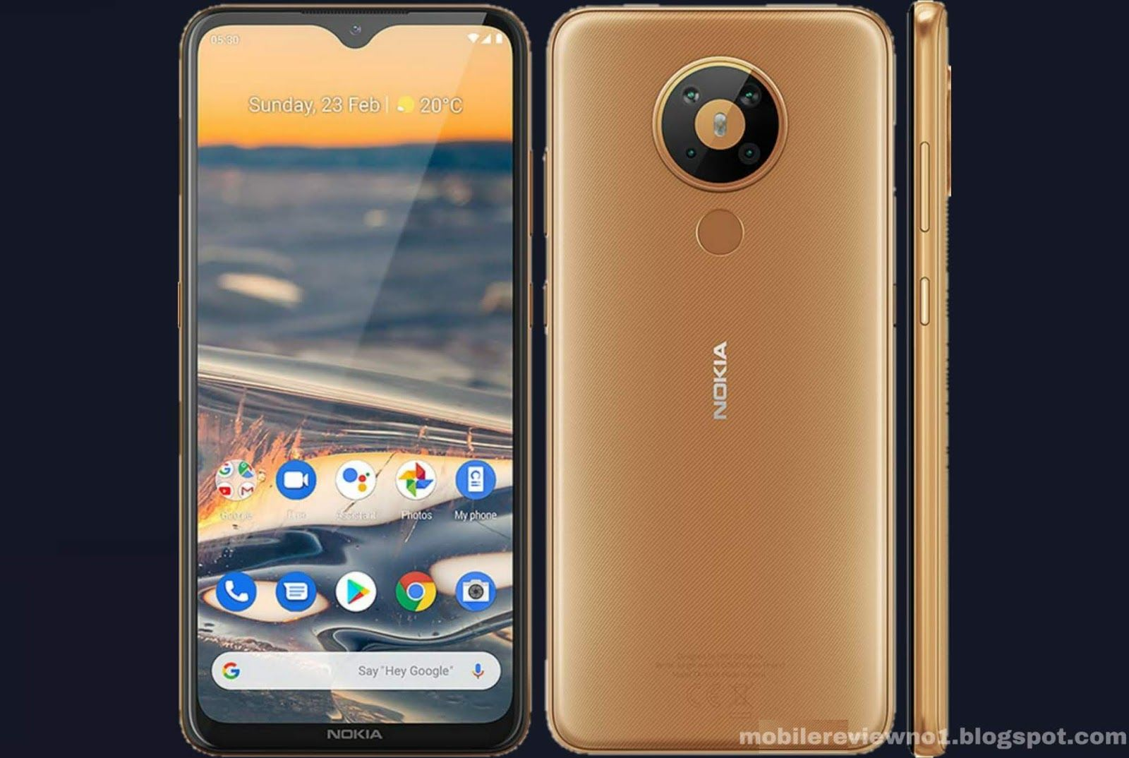 Nokia 5.3 Specifications and price in India in 2020 Usb