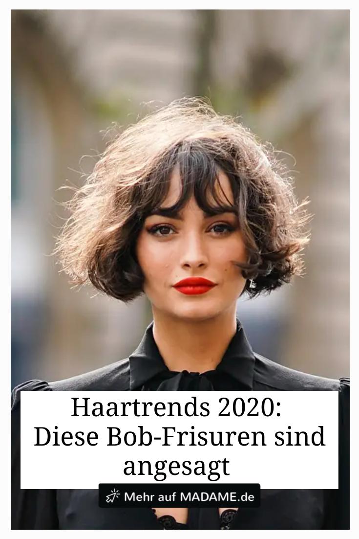Bob-Frisuren 2020: Die schönsten Schnitte und Styling-Varianten