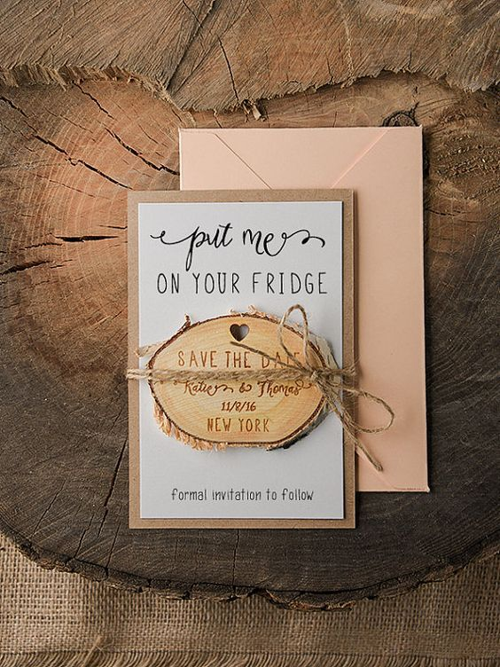 17 unique save the date ideas Wedding in 2019 Wedding