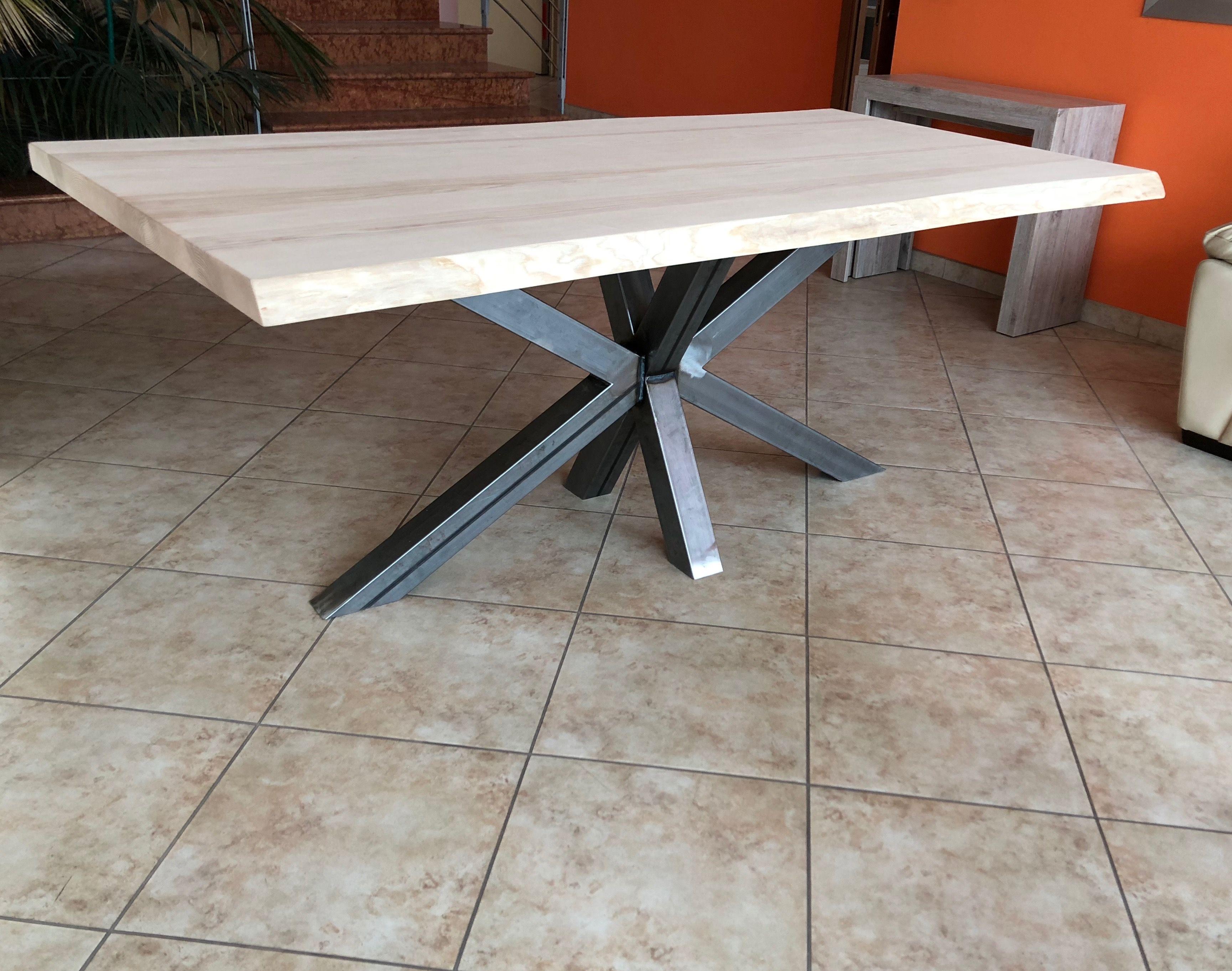 Tavoli da cucina - Tavolo Salomone legno massello ...