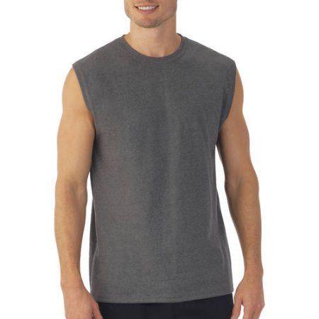 9bad26b04b1da Fruit of the Loom Men s Muscle T-Shirt with Rib Trim