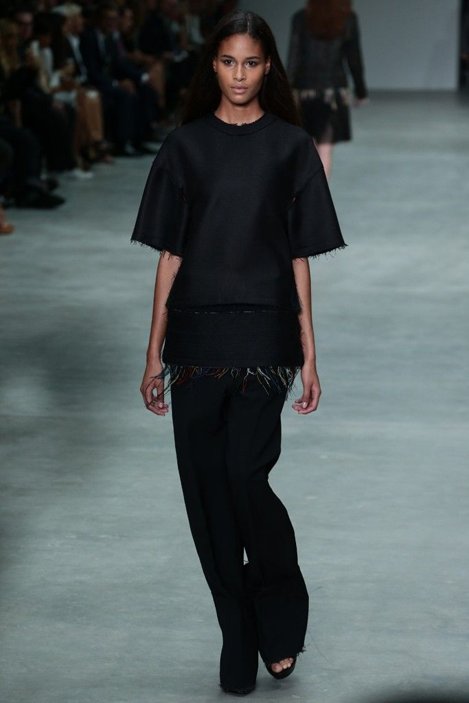 Calvin Klein Collection RTW Spring 2014 - Slideshow