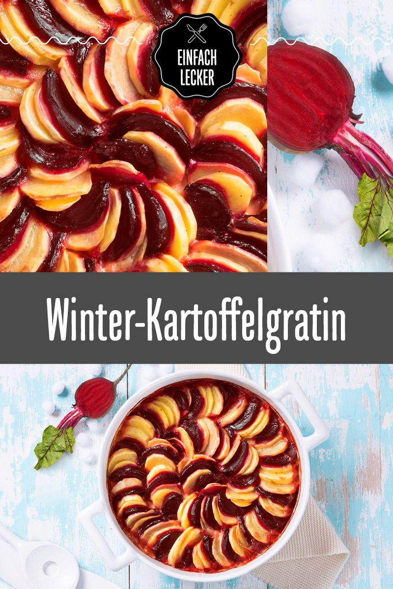 Winter-Kartoffelgratin » Einfach Lecker » Rezeptideen für jeden Tag