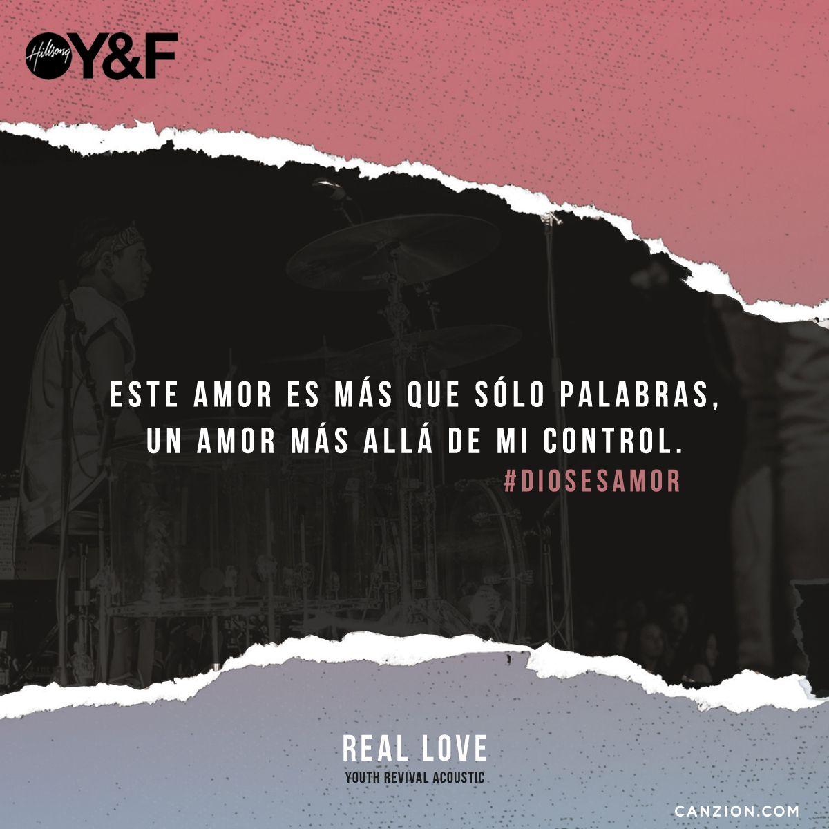 Declara la fidelidad del perfecto amor de Dios con #RealLove de Hillsong Young & Free de su nuevo álbum #YouthRevivalAcoustic. ➜ http://bit.ly/hyandfree-reallove