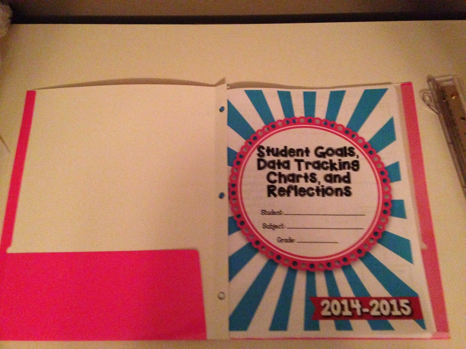 Student Goal Setting And Data Tracking Transformed My