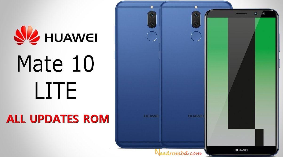 Huawei Mate 10 Lite Emui 8 0 Firmware Rom Needrombd Huawei Mate Huawei Firmware