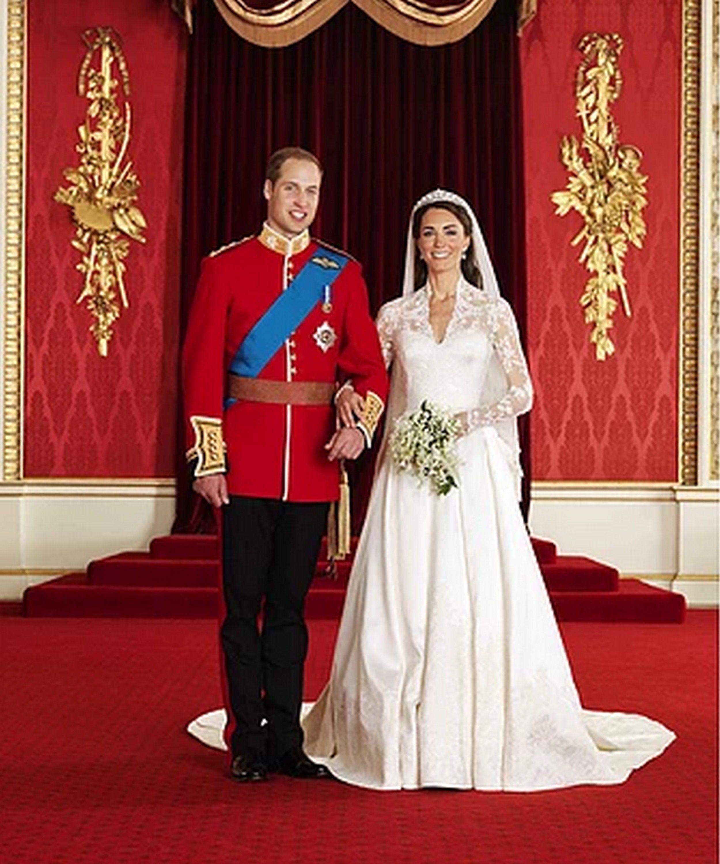CASAMENTO: Príncipe William & Kate Middleton, 7 Anos De