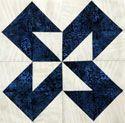 Free Block Pattern: Ooh-Rah Block 2 (February)