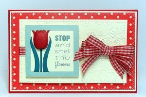 stop and smell card