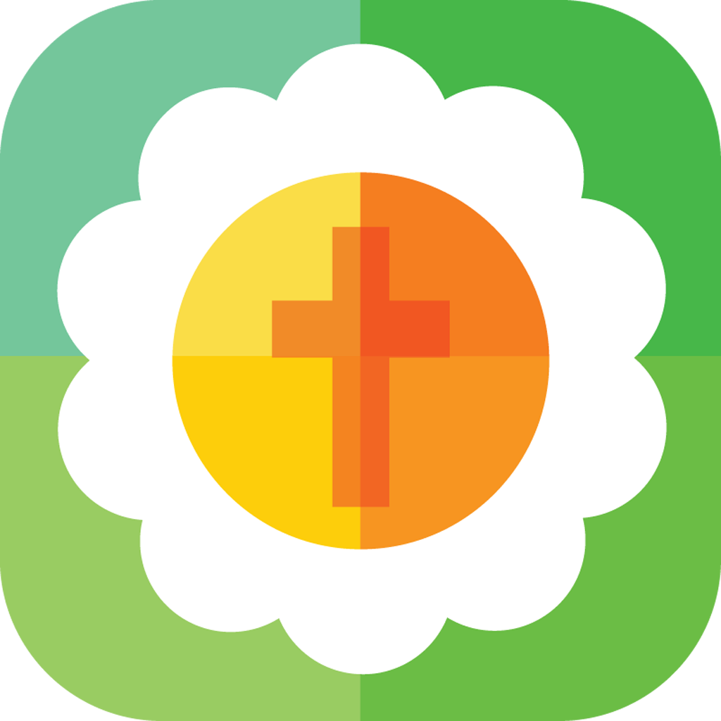 This Is The Icon For The Iphone And Ipad Christian App