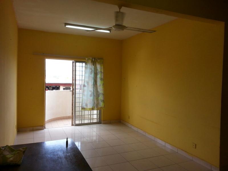 For Sale: Pangsapuri Melur Location: Sentul, Kuala Lumpur Type: Apartment/Flat Price: RM373000 Size: 1020 sqft  Steven  0163012763