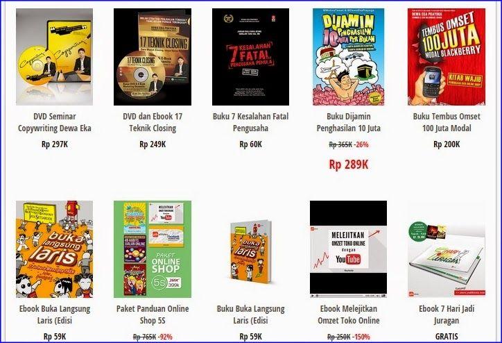 Toko Buku Online Yubi Store Review Buku Online Toko Buku Buku