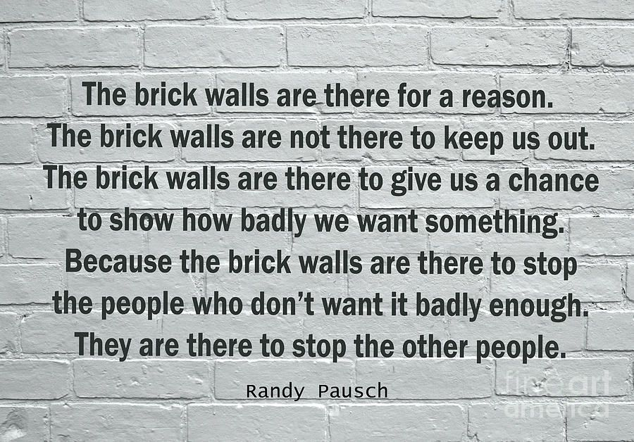 Randy Pausch Quotes - Page 2