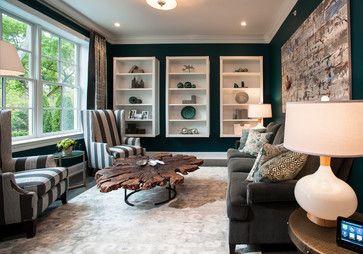 Living Room - Philadelphia Design Home 2014 - transitional - Living Room - Philadelphia - Diane Bishop Interiors