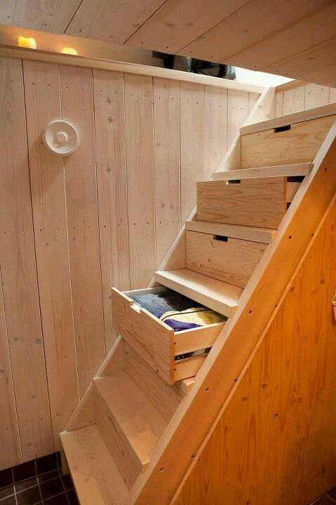 tark treppe repinned by smgtreppen treppen stairs escaleras pinterest tiny houses attic. Black Bedroom Furniture Sets. Home Design Ideas