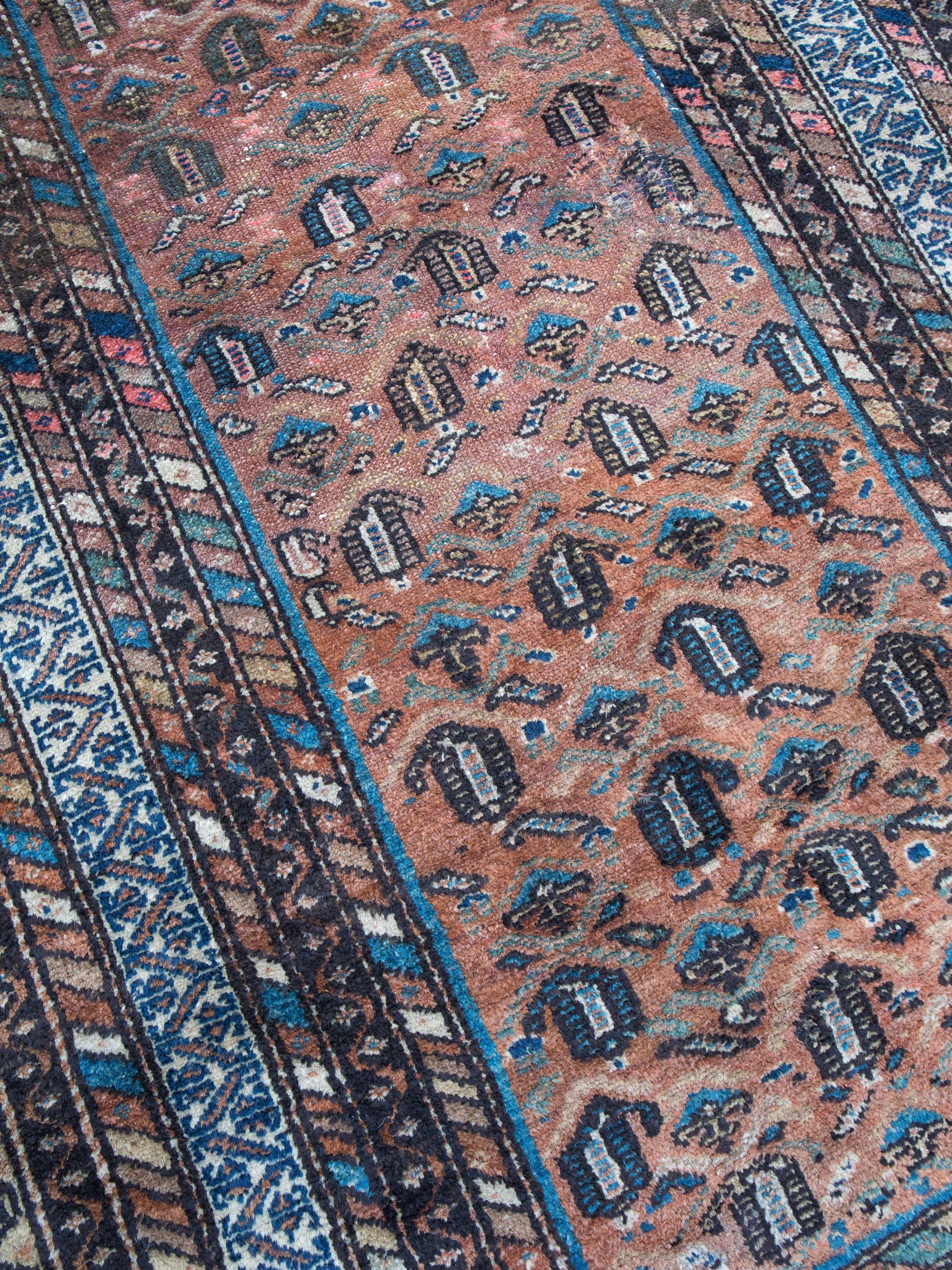 Vintage Persian Hamadan The Vintage Rug Shop Rugs