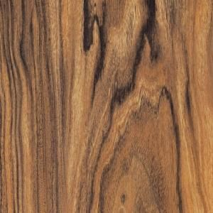 Home Legend Hawaiian Tigerwood 10 Mm Thick 7 9 16 In Wide X 50 5 8 In Length Laminate Flooring 21 30 Sq Ft Case Flooring Laminate Flooring Wood Laminate