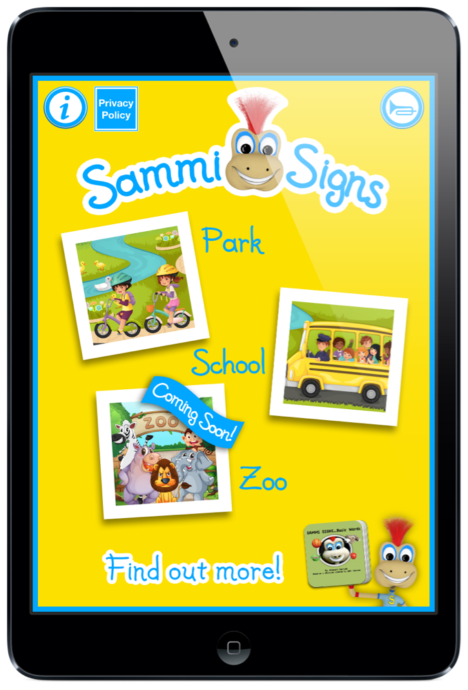 Sammi Signs App Review Speech Therapy Apps & Activities