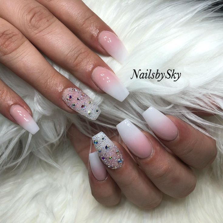 94+ New nail design on March 1, 2018 | Nail art | Pinterest | Ombre ...