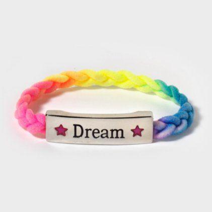 Rainbow Braided Dream Bracelet