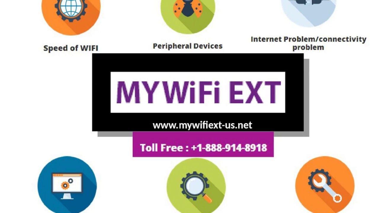 Get Netgear Range Extender Setup Wizard at mywifiextus