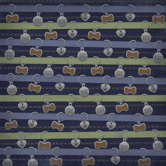 Karen Foster Design Scrapbooking Paper 12 x 12 World Stamps 25 Sheets