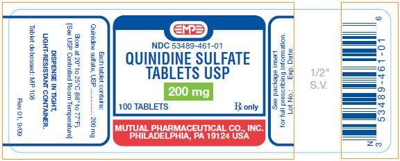 Quinidine TDM. Antiarrhythmic (like procainamide). Na/K ...