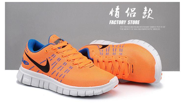 new arrival d6c5a 62ac6 ... FB Mens Orange Brown 580573 371 running shoes 2015 half off Nike Roshe  Run 2014 running shoes -. Womens Nike Free 6.0 V2 Lovers Carbon Black Royal  Blue ...