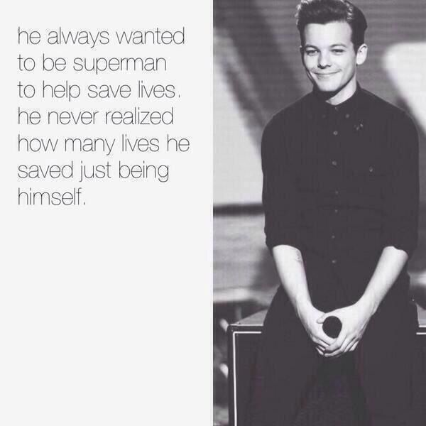 I wish he could see this. (: We love you, louis.>>> YES! Lets get this trending!! #DirectionersLoveLouis! PEOPLE WHO HAVE TWITTER: Get this trendin!! xx>>>>>>@Angela Gray Bertasson Tomlinson wish you knew...