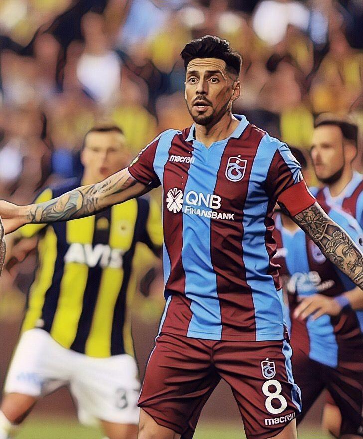 Furkan Bektas adlı kullanıcının Trabzonspor panosundaki
