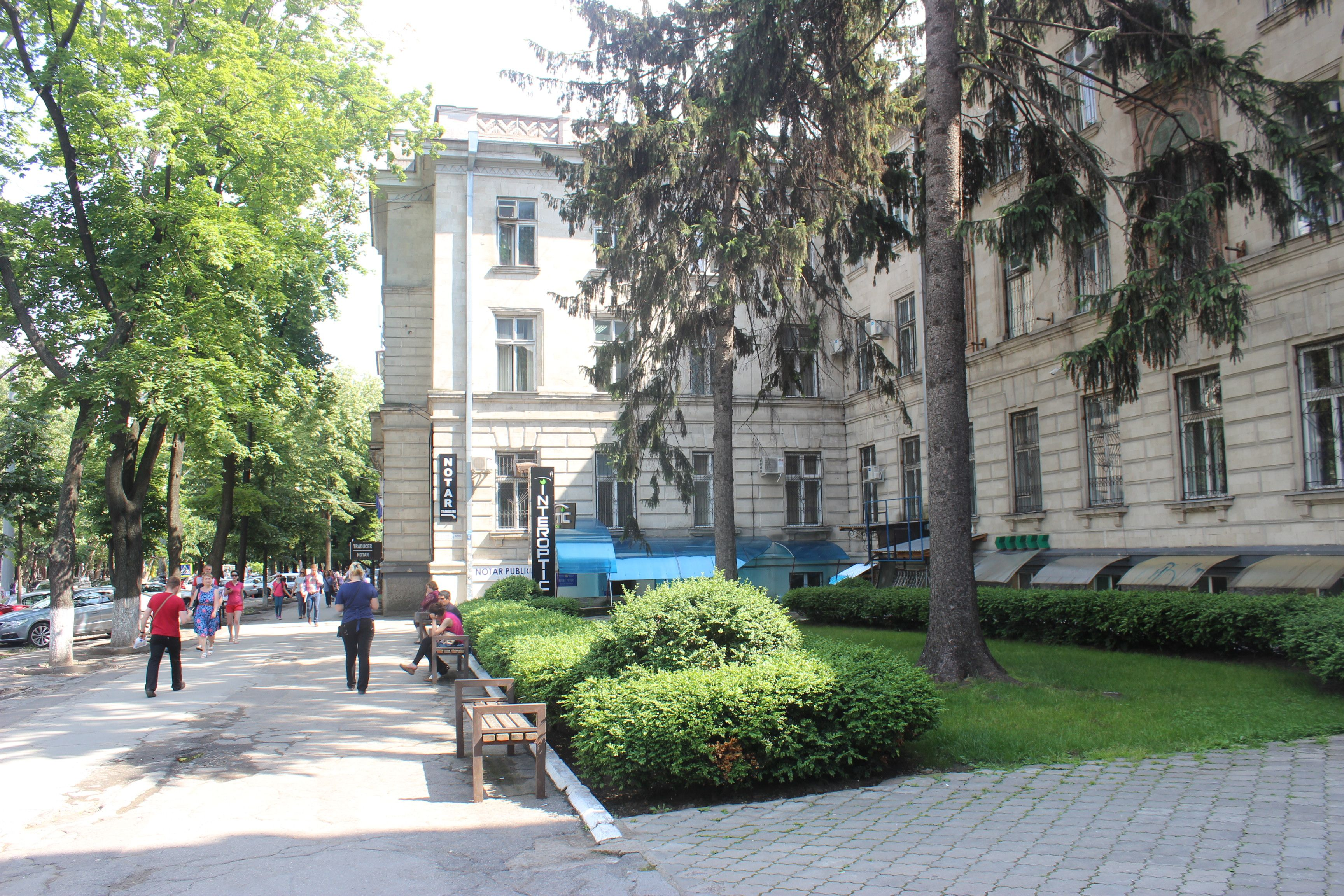 Beautiful Chisinau