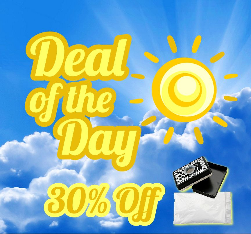 Deal of the Day 1/25/16: 30% OFF - Ultimate Quilt Pounce Stencil Transfer Pad with Iron Off Chalk Powder http://www.sewingmachinesplus.com/ultimate-quilt-pounce.php  Use the coupon code: DAILYDEAL at checkout to redeem your exclusive offer.