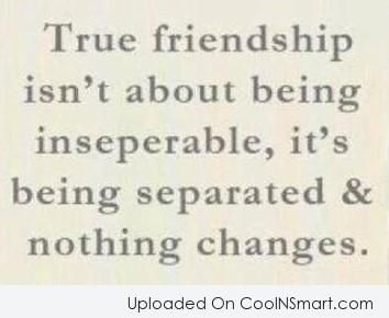 Superb Friendship Quotes, Sayings For Friends   CoolNSmart