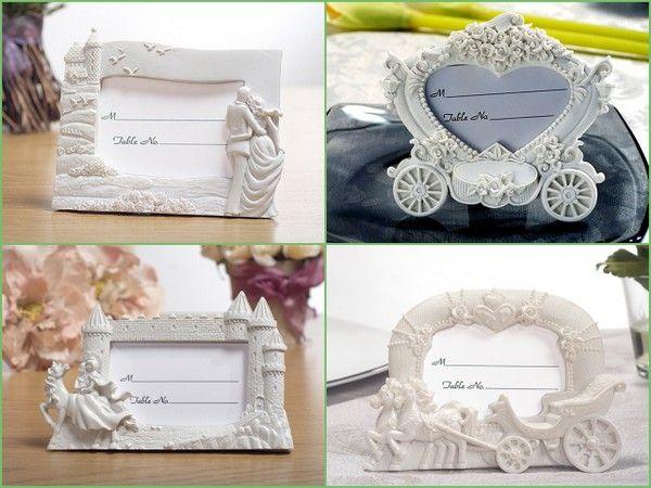 FairyTale Place Card Frame | FairyTale Wedding Favors | Pinterest ...