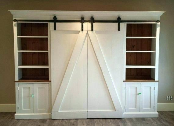 Google Image Result For Http Bearmountainmining Co Wp Content Uploads Barn Door Entertainment Center Diy Entertainment Center Entertainment Center