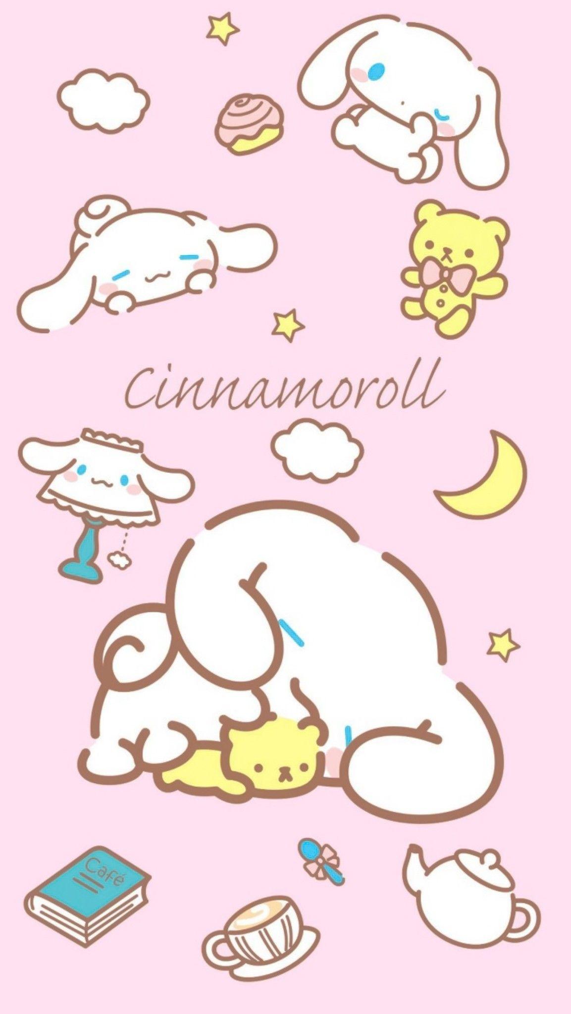 Pin By Fairy Belle On Kawaii In 2020 Sanrio Wallpaper Cute Wallpapers Animal Crossing Characters