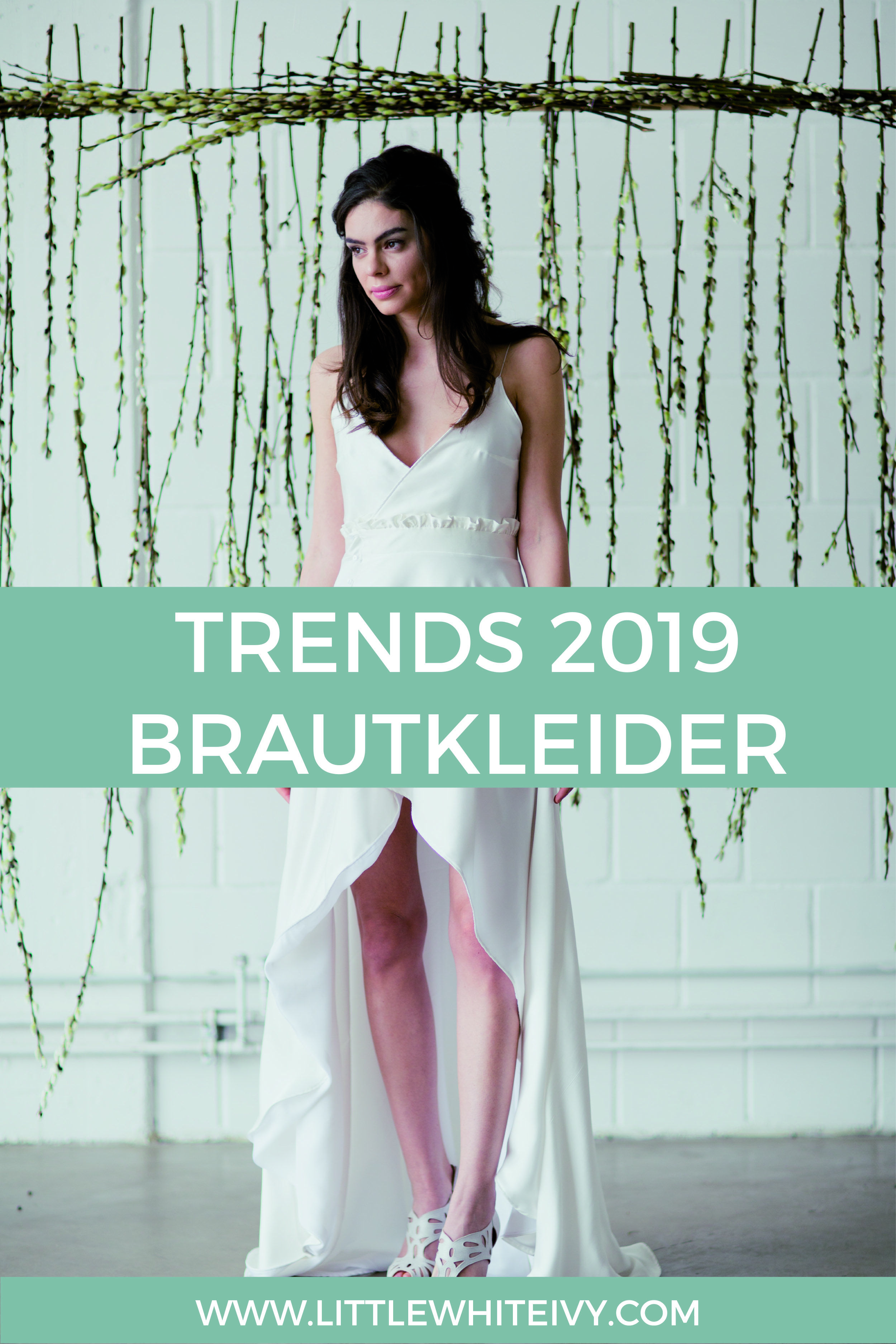 Brautkleider Absolut Im Trend Fur Das Hochzeitsjahr 2019 Kleider Schlicht Aber So Modern In Der Schnittlinienfuhrung Wu Brautkleid Hochzeit Perfekte Braut