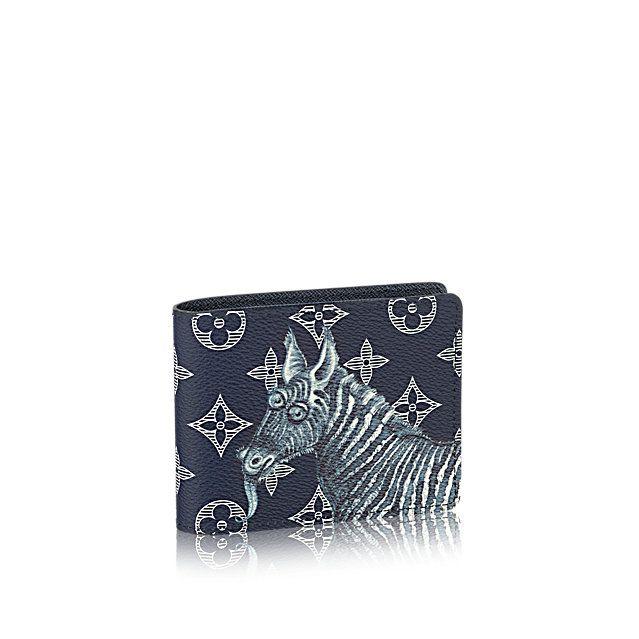 997aa629e795 Discover Louis Vuitton Multiple Wallet  This practical Multiple Wallet