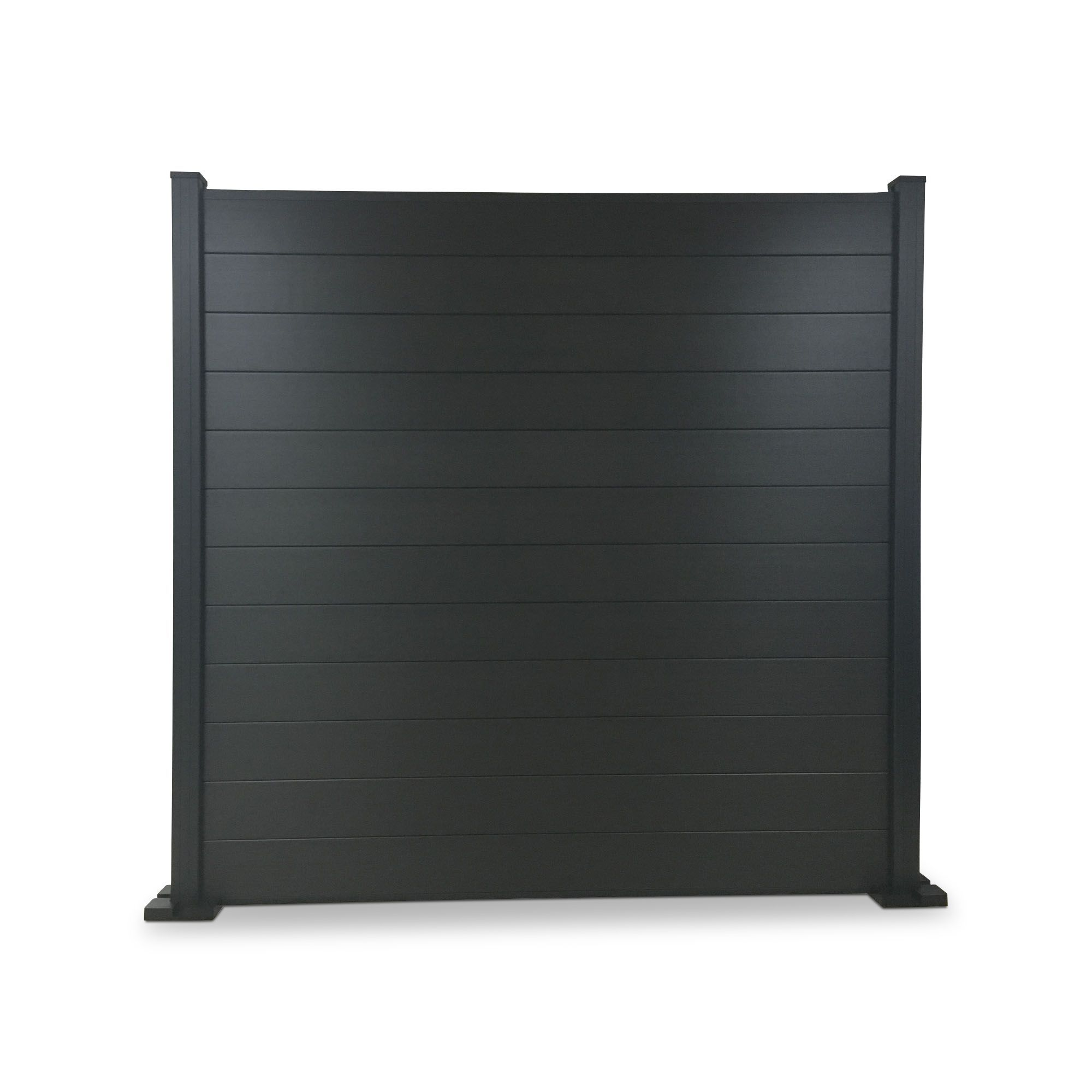 excellent blooma neva composite fence slat wmm hmm pack of with blooma idaho. Black Bedroom Furniture Sets. Home Design Ideas