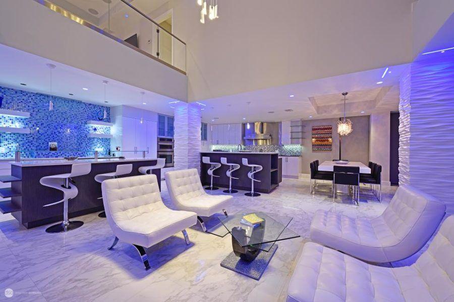 Diseño De Escalar Decoración Del Hogar  Pinterest Impressive Luxury Modern Living Room Design Decorating Design