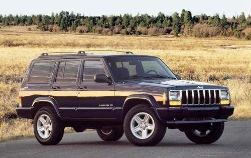 Great Jeep 2001 Cherokee