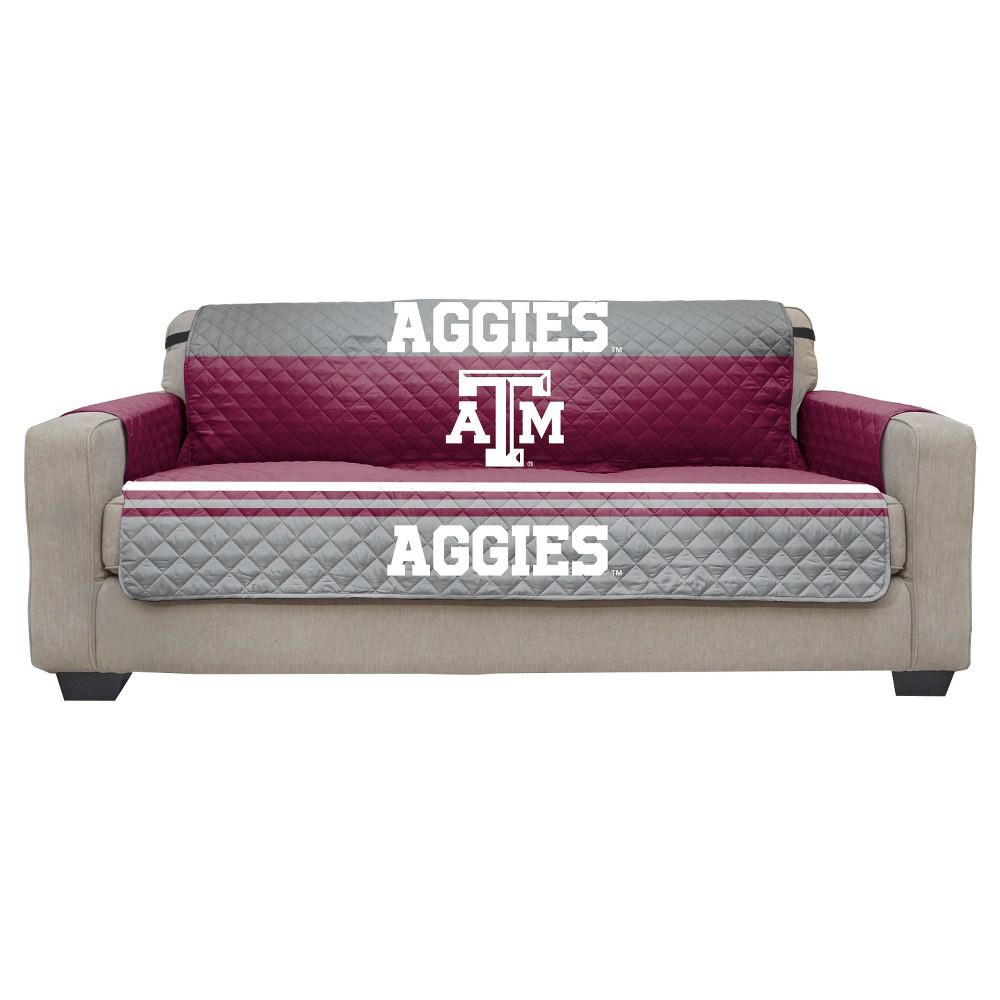 Ncaa Texas A M Aggies Sofa Protector