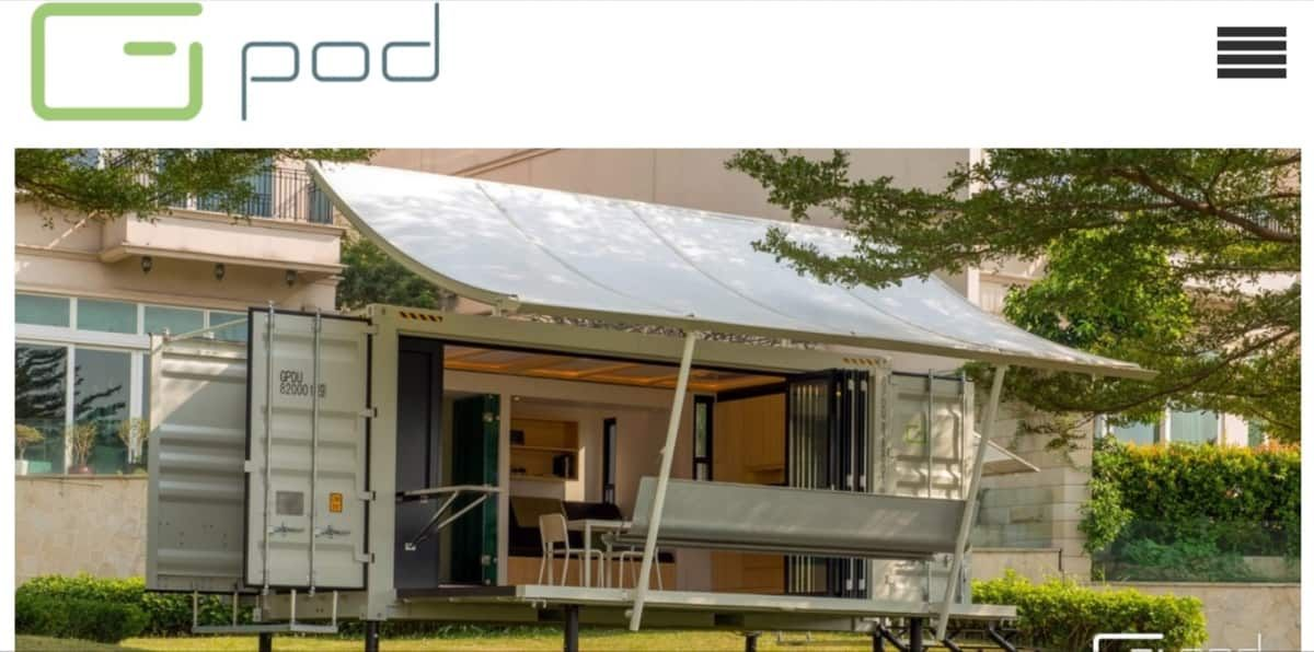 G-pod Dwell 20' - Container Home for Sale in Austin, Texas