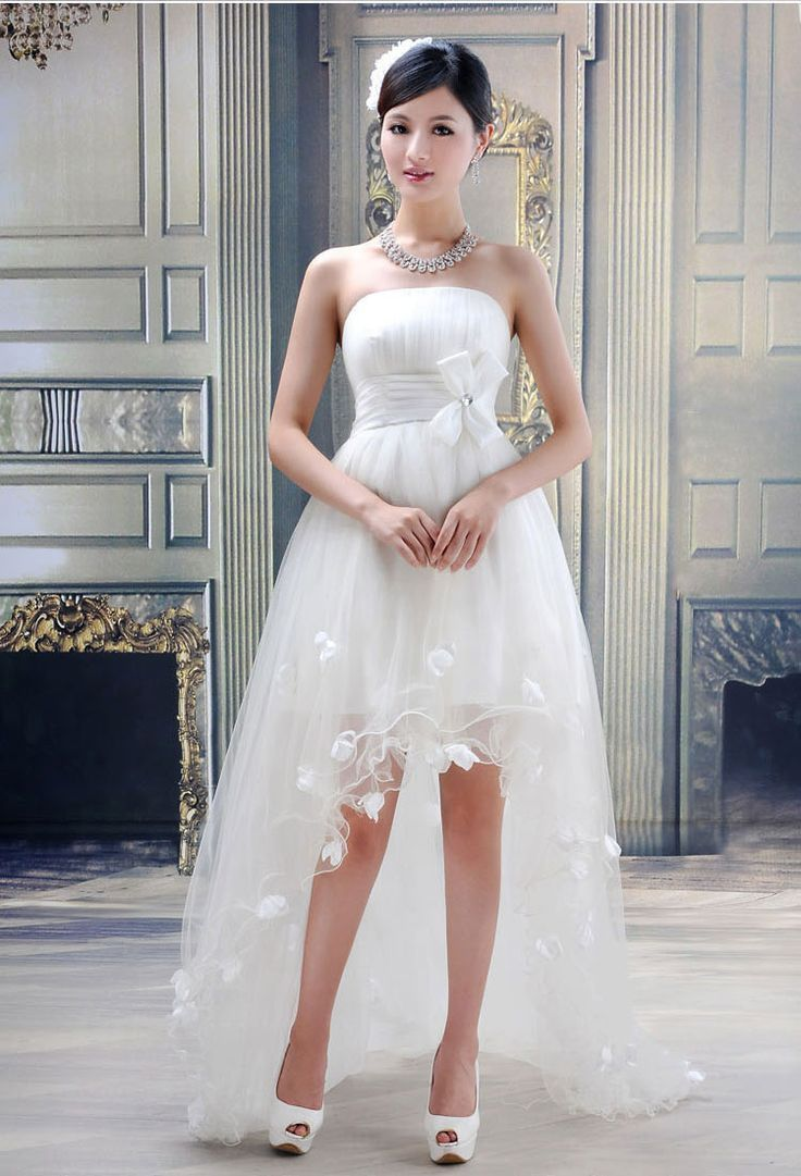 long tail wedding dress - http://zzkko.com/n173194-weet-and-elegant ...