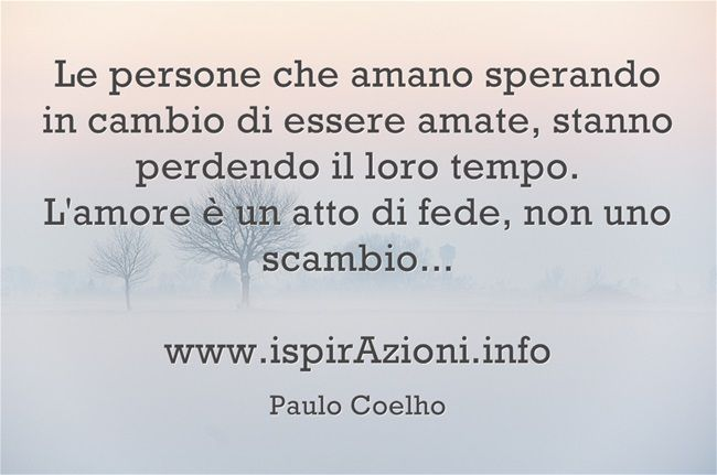 frasi d amore nn ricambiato