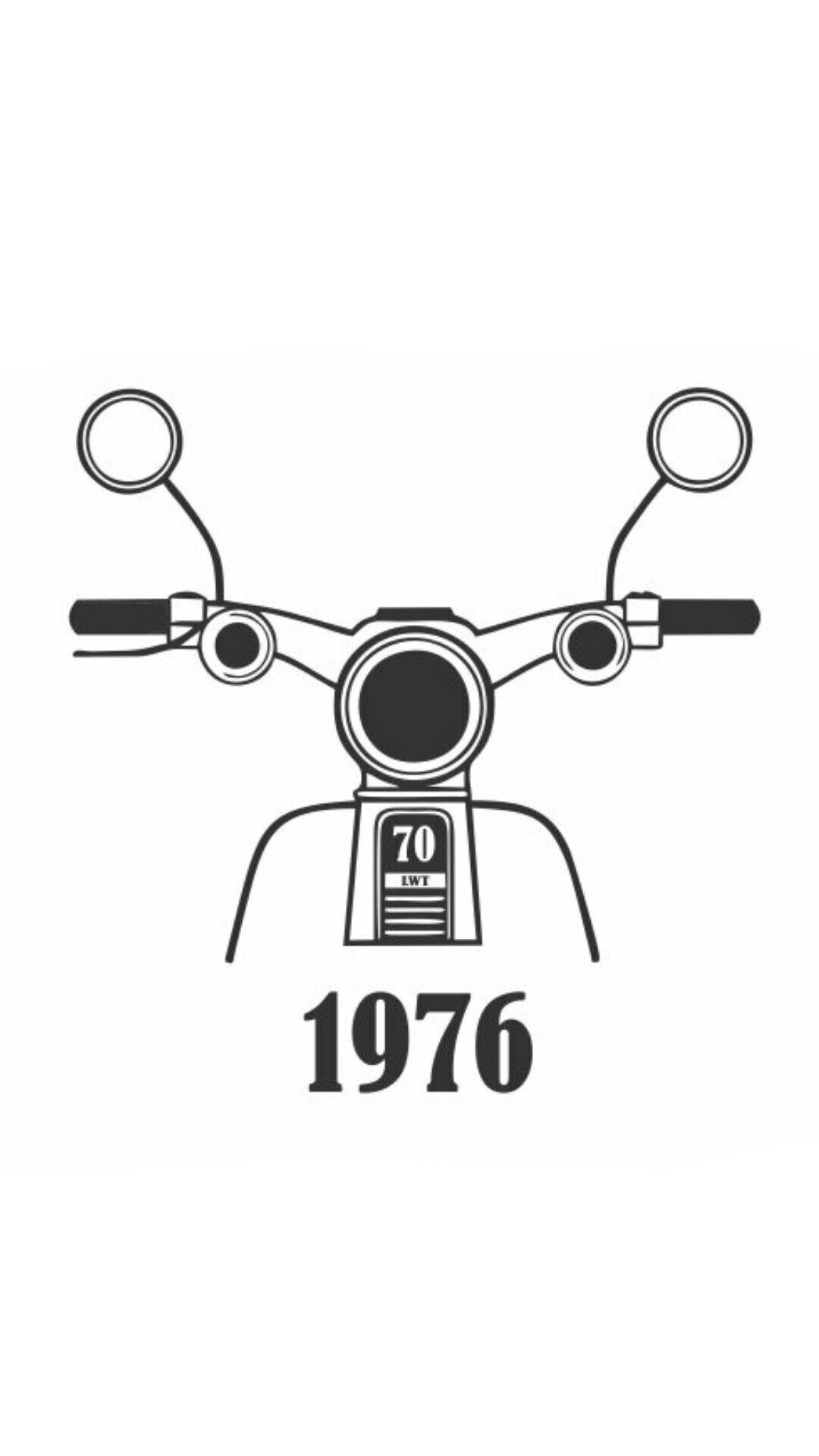 Inspiration C70 Honda Classic Pitung Jadul Desain Logo