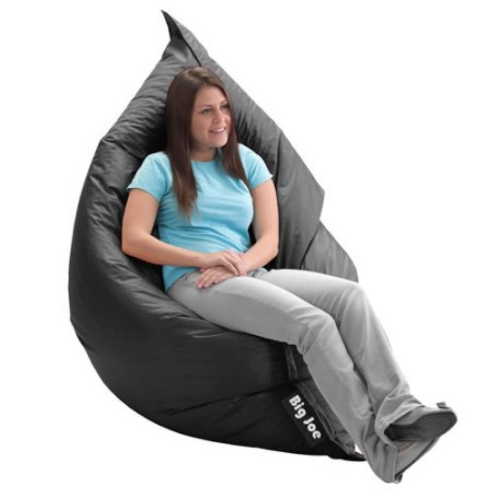 Original Big Joe Bean Bag Lounge Family Chair Waterproof Multiple Position Comfortresearch Bean Bag Chair Bean Bag Gaming Chair Bean Bag Lounge