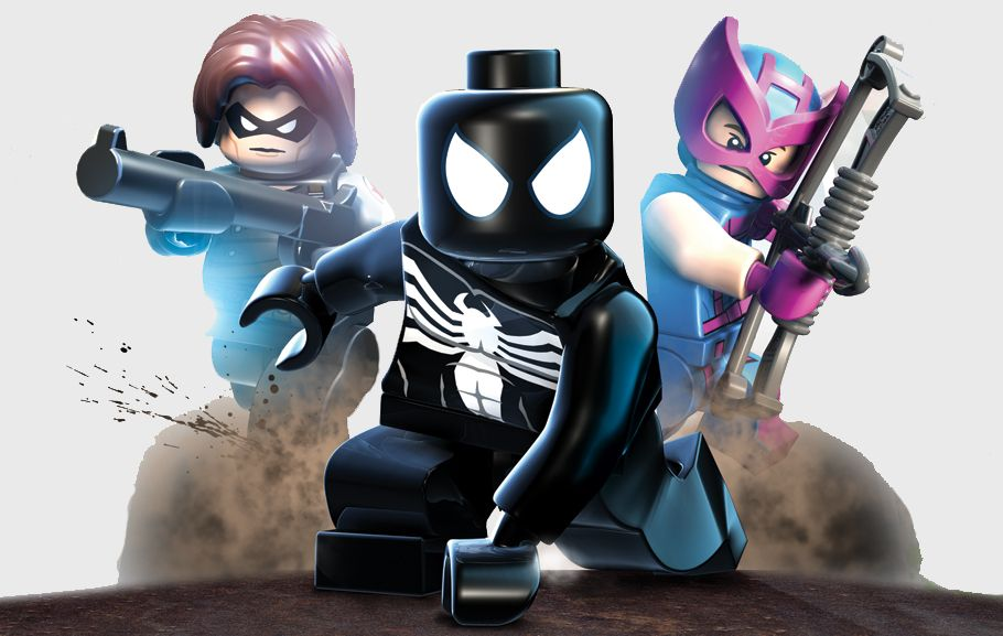 LEGO Marvel Super Heroes Super Pack Edition | Lego marvel ...